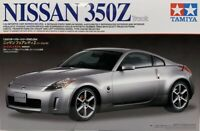 1:24 Scale Tamiya Nissan 350Z Model Car Kit #1469