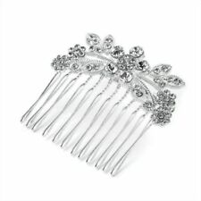 Damen-Haarschmuck aus Kristall für die Hochzeit