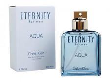 Eternity Aqua by Calvin Klein 6.7 oz EDT Cologne for Men New In Box