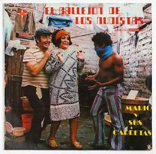 MARIO Y SUS CARRETAS El callejon de los nudistas peru sono radio SE 9420 LP