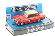 Scalextric 3870 Ford Cortina #41 Alan Homme RAC. HD