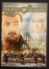 DVD - Dieu seul le sait - John Huston 1957 - Robert Mitchum, Deborah Kerr ZONE 1