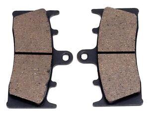 Front Brake Pads for Suzuki GSX1300R Hayabusa 1300 1999 2000 2001 2002 2003-2007