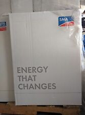 SMA Sunny Boy 5000w AFCI Grid-tie Inverter SB5000US-12 warranty & DC Disconect