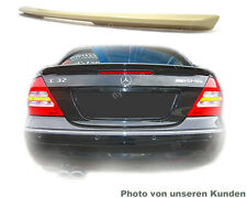MERCEDES C W203 -Type A LABBRO bagagliaio ABS Materiale KIT TUNING