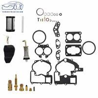 Carburetor 3302-804844002 Rebuild Kit For Mercruiser Marine 2Barrel 3.0 4.3 5.0