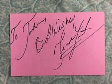 Traci Lind - Fright Night Part 2 - The End of Violence - Autographed 1989