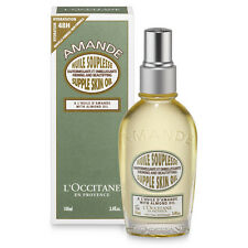 L'Occitane Almond Supple Skin Oil 100ml Hydrate Nourish Perfume Your Body 15%OFF