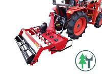 Kreiselegge KRE200 Bodenfräse Egge für Traktoren