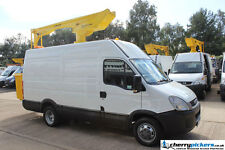 2010 Iveco Daily Cherry Picker Lift Access Platform MEWP - 12.5 Metre