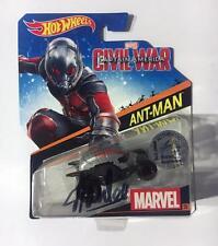 ANT-MAN HOT WHEELS SCOTT LANG CAR SIGNED STAN LEE MARVEL HANK PYM