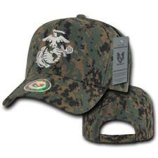 MCU USMC United States Marine - Military Hat Baseball Cap Officially Licensed