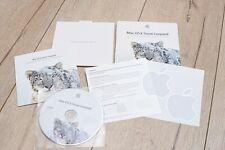 Apple X Snow Leopard 10.6.3 Mac OS X  OSX 10.6 Install DVD