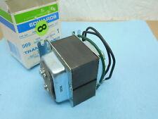 EDWARDS # 599 Transformer 24 V volt 40 VA (primary 120 volt)