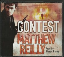 Audio CD Contest by Matthew Reilly read by Steven Pacey