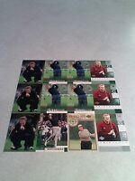 *****Colin Montgomerie*****  Lot of 73 cards.....9 DIFFERENT / Golf