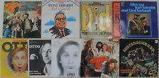Comedy/Parody Vinyl Bundle Sammlung 10x LP: Hallervorden / Otto / Valentin /...
