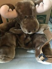 Impressions Canada Moose plush toy Backpack E19