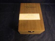 BALMORAL ANEJO 18 MK52 TORPEDO WOOD CIGAR BOX