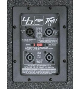 Peavey Replacement Crossover for QW-4F Speaker