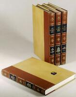 PRL) ENCICLOPEDIA ARTE UNIVERSALE MOTTA 4 VOLUMI 1979/82 OPERA ENCICLOPEDICA