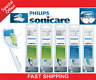 Philips Sonicare Optimal White or Plaque Defence and Pro Result TOOTHBRUSH HEADS