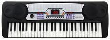 B-WARE Digital 54 Tasten Einsteiger Keyboard E-Piano Klavier 100 Sounds Rhythmen