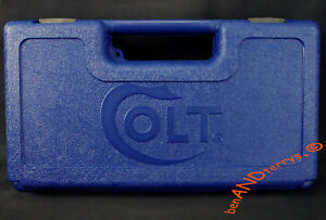 NEW Colt Case 1911 Python Mustang Government Defender Original Pistol Gun Box