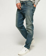 Superdry Mens Daman Straight Jeans