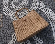 Accessorize Straw Wicker Bag