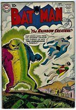 BATMAN No. 134 - DC - 1960. Very Good.