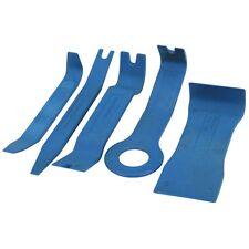 5 Piece Auto Pry Bar Tools Trim Dash Door Panel Molding Upholstery Car Repair