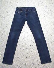 Levis 511 Jeans Hose W32 L34 Herren Slim Fit D521