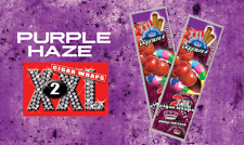 ROYAL BLUNTS Xxl Wraps 25 Packs Full Box  Purple Haze