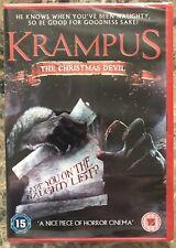 Krampus The Christmas Devil (DVD) (NEW & SEALED)