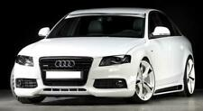 Frontlippe, Without S-LINE Rieger Tuning Fits Audi A4 B8 Since 07