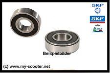 Vespa Lager Bremstrommel / Schwinge / Achse, vorne, 17x40x12 mm ET2 ET4 LX PK50
