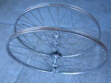 Roues RIGIDA NORMANDY 700C vélo ancien collection