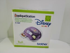 Brothers Disney Home Pooh Collection Embroidered Applique Station #E-100P