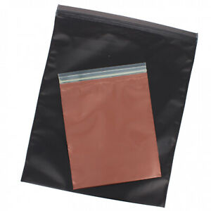 Static Corrosion Protection Zip Bag Rifle and Pistol Sizes Good for 20 Years