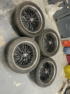 """20"""" Wheels And Tyres X4 Vw T5 Collection Only"""