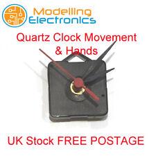 Clock Parts DIY Repair Quartz Clock Mechanism Wall Decoration UK