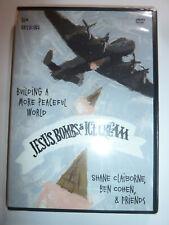Jesus, Bombs & Ice Cream DVD Christian group study peace Shane Claiborne NEW!