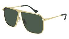 Neues AngebotGucci Sonnenbrille GG0840S  002 Gold - Grün - Mann