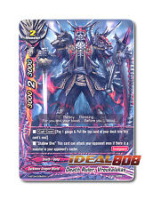 Buddyfight x 4 Death Ruler, Vroukalakas [H-BT04/0062EN U] English Mint Future Ca