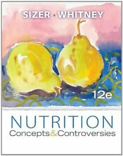 Nutrition: Concepts and Controversies, 12th Edition (Available Titles CourseM…