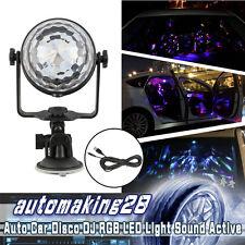 CAR DJ Club Disco KTV Party Bar RGB Color LED Ball Laser Projector Stage Light