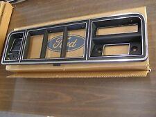 NOS OEM Ford 1973 - 1979 Truck Pickup Dash Bezel 1974 1975 1976 1977 1978 F100