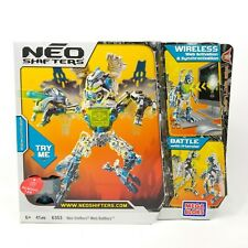 Mega Bloks Neo Shifters Web Battlers 4 Skill Games 41 Pieces 6353 From 2008