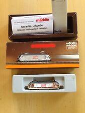 Marklin 88454 Mini-Club Z Scale Rentenanstalt Swiss Life SBB Train
